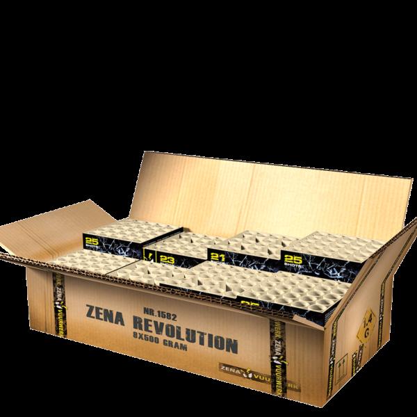Zena – Revolution (4 kg kruit) 1