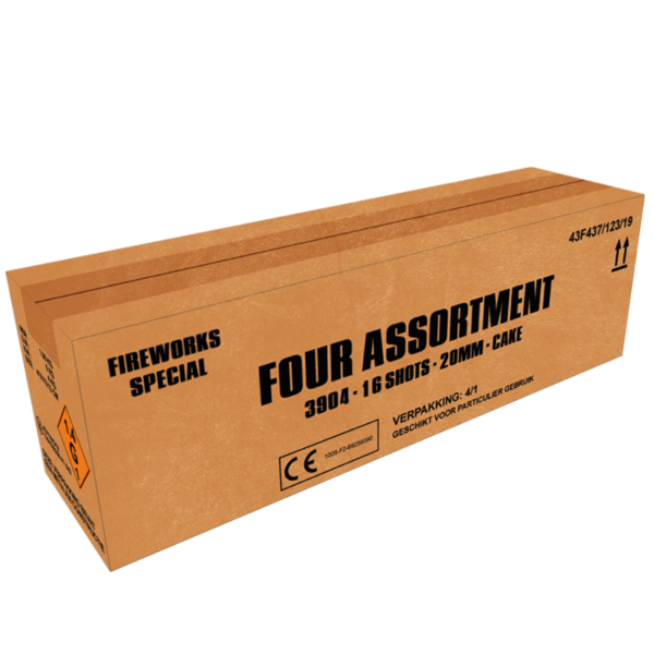 Four_Assortiment