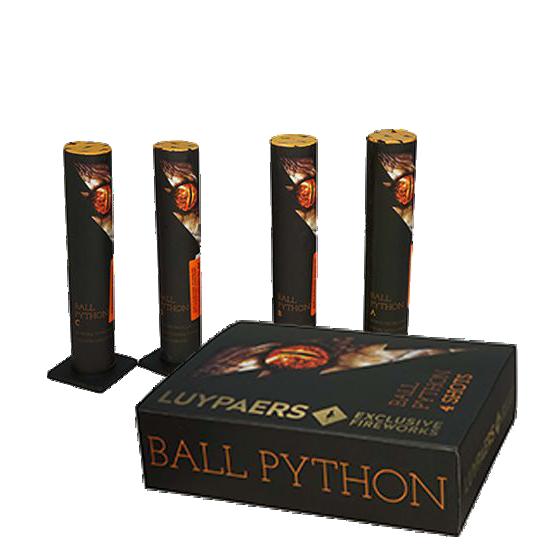PythonVuurwerk